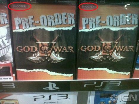 God Of War 4 se convierte en 'shooter' en Sudáfrica