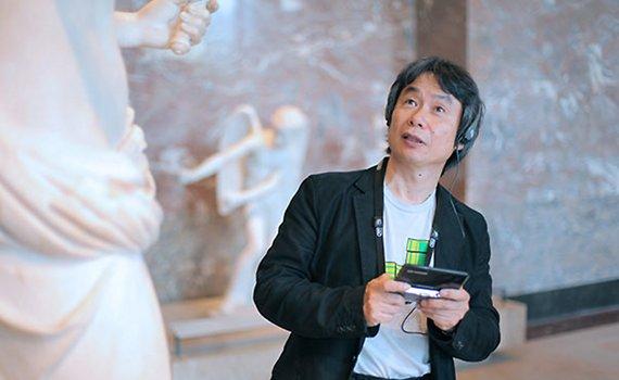 Lo que no se le ocurra a Shigery Miyamoto... Foto: Elmundo.es