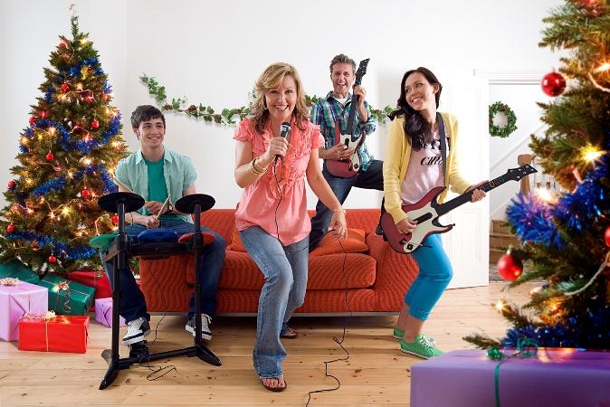 Band Hero se lanzó como producto estrella de las navidades de 2009