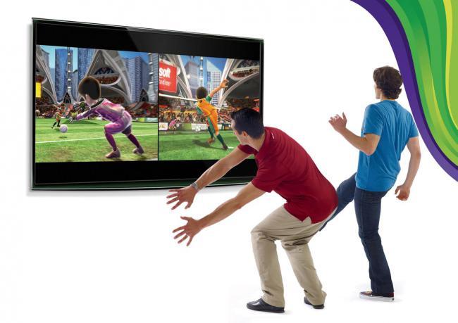 Kinect es un sensor de movimientos que permite que nuestro cuerpo sea el mando