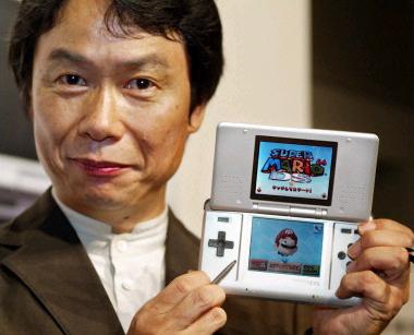 El último paso de Miyamoto ha sido el de convertir sus Nintendo 3DS en audioguías para el Museo del Louvre