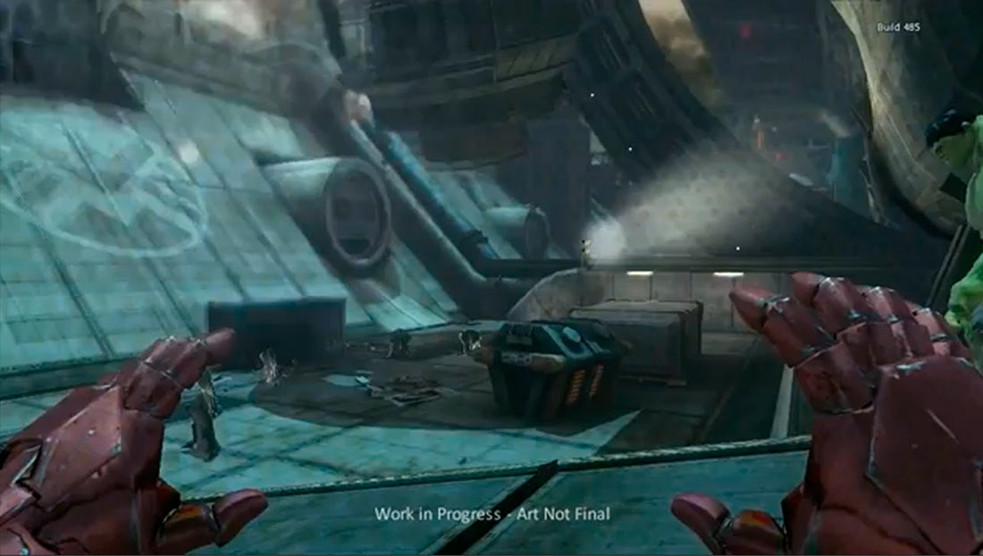 Quizá el juego que desarrolle Ubisoft para el otoño de 2012 parta de esta idea que comenzó THQ