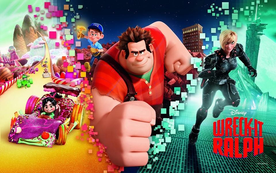 Rompe Ralph: El videojuego sobre la película sobre videojuegos