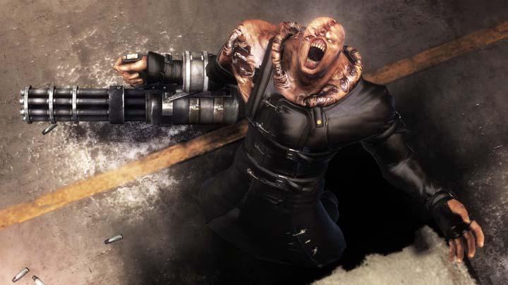 Nemesis vuelve a Raccon City, aunque no es para lo que vosotros pensáis