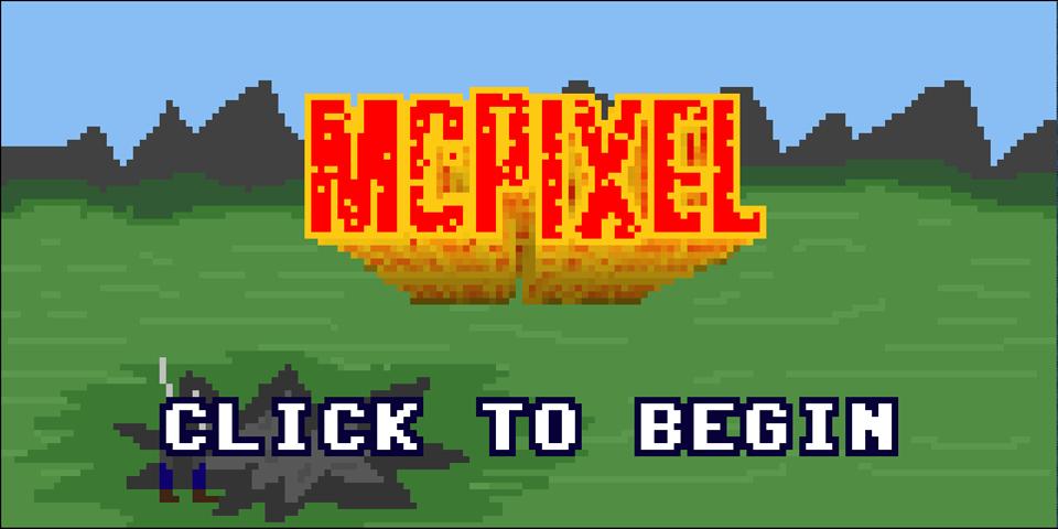 Especial Gameplay de 'MCPixel'
