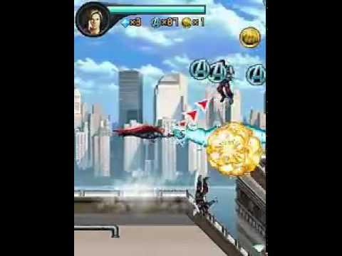 Los Vengadores llegan al móvil