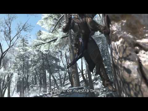 Desvelado el tráiler de la jugabilidad de Asassin's Creed III