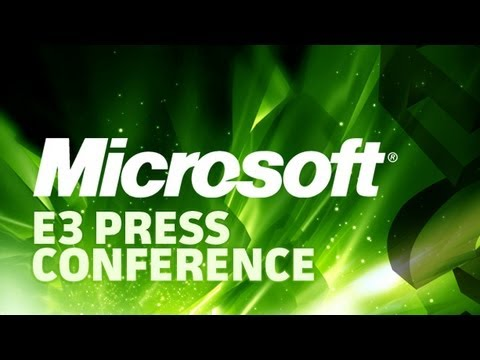 ¿Te perdiste la conferencia de Microsoft en el E3 2012? Aquí tienes lo más interesante