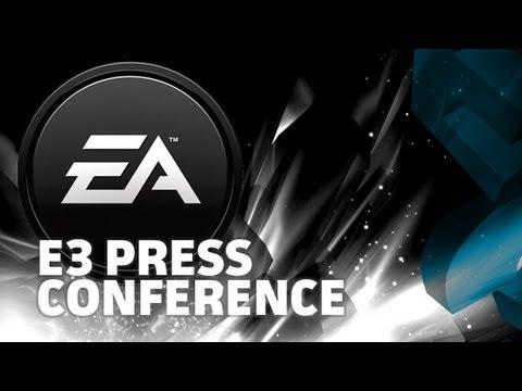 Así fue la Conferencia de Electronic Arts en el E3 2012