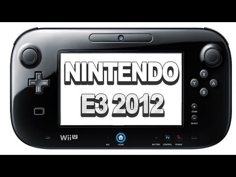 Así fue la Conferencia de Nintendo en el E3 2012