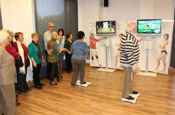 Wii llega a nueve hogares del jubilado de Tarragona. Foto: Ayuntamiento de Tarragona