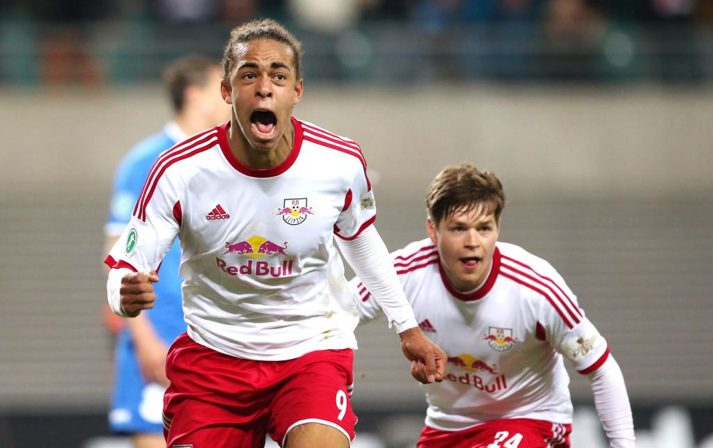 Yussuf Poulsen, talento en la 2. Bundesliga – Futbolandia