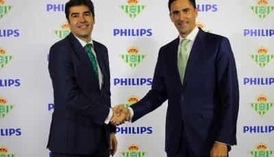 Philips Lighting, nuevo proveedor oficial de iluminación del renovado Estadio Benito Villamarín