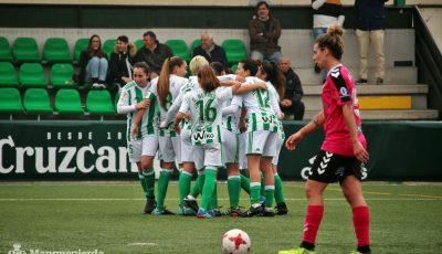 Galería de fotos de la victoria del Betis Féminas ante el Fundación Albacete