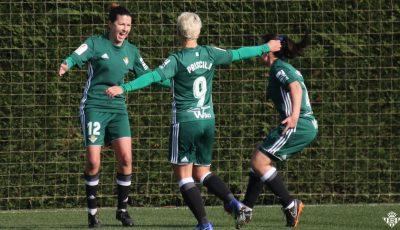 CRÓNICA Real Sociedad 1-1 Real Betis Féminas: Salva un punto y prolonga la racha