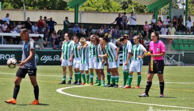 Galería de fotos del Real Betis Féminas B-Málaga CFF B (2-2)