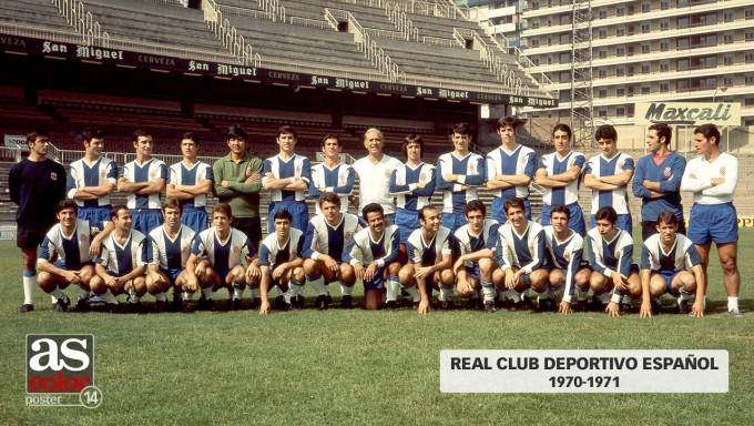 El Español temporada 1970-71