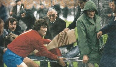 Béticos en la selección Yugoslavia 1977 Alabanda