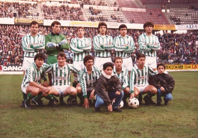 Alineaci n sporting de gij n betis liga 1989 historia - Fotos del sporting de gijon ...