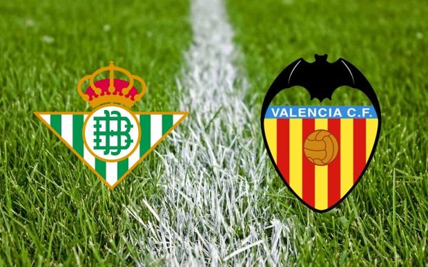 Resultado de imagen de Real Betis - Valencia CF