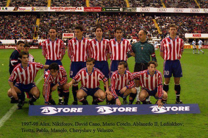 Sporting de Gijón (1997-98)