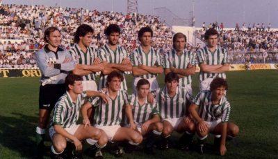 Alineación Cádiz-Betis Liga 1983