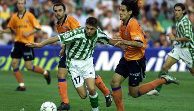 Betis-Alavés Liga 2001