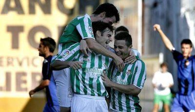Betis-Girona Liga 2010