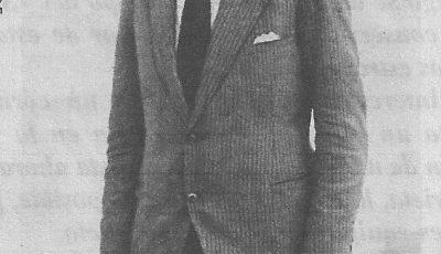 Don Carlos Fernández De Pando.-Directivo del Betis Balompié.-Recortes de Prensa.