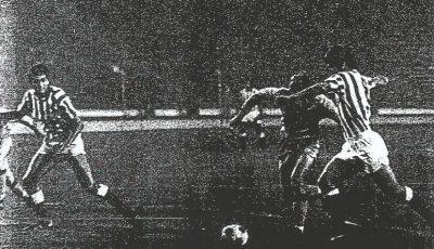 Lokomotive Leipzig-Betis Recopa 1977