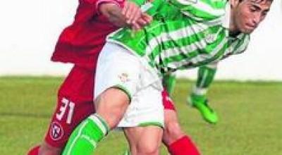 Damián Petcoff se marchará cedido al Real Jaén por lo que resta de temporada. Foto: Diario de Sevilla