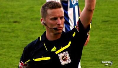 Si Hernández Hernández pita en el Villamarín, al Betis no hay que le gane ni empate.