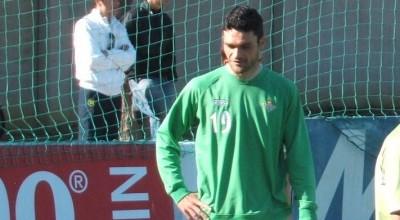 Jorge Molina apura sus opciones de estar en la convocatoria frente al Zaragoza.