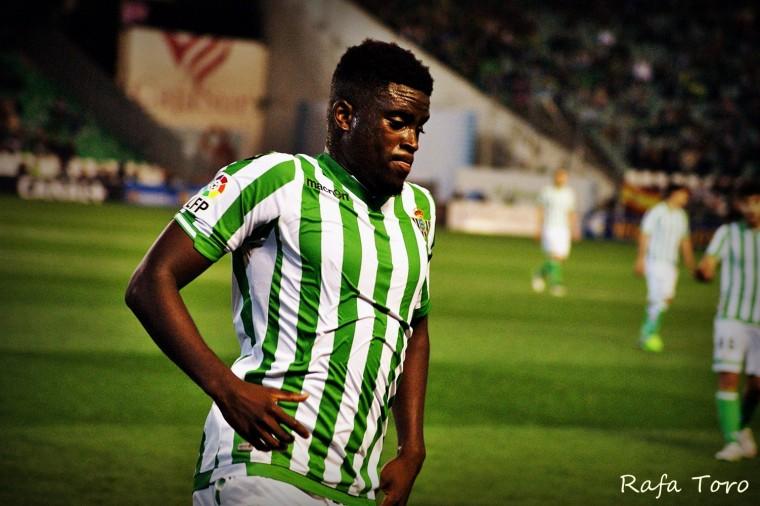 N´Diaye (Real Betis 2-1 Girona)