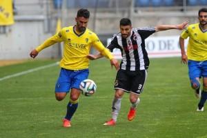 Cádiz 1-0 Linense Foto: capitaldeporte.com