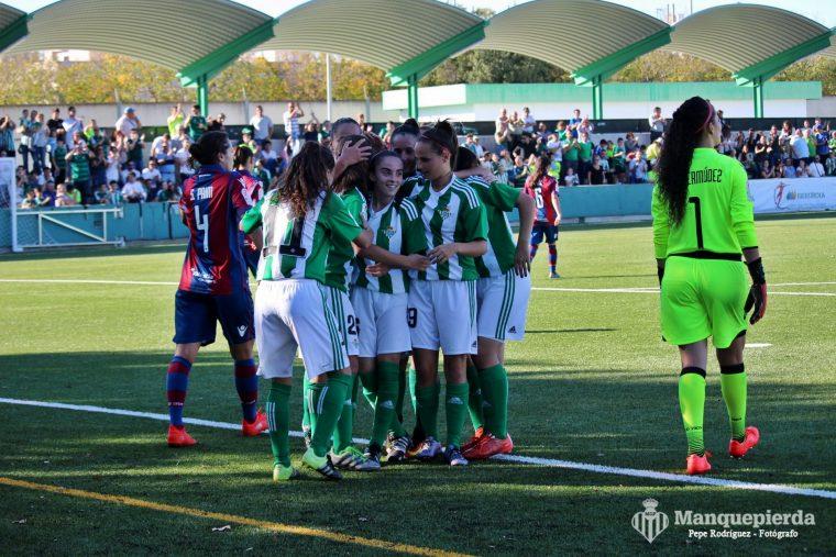 Real Betis Féminas-Levante UD Femenino